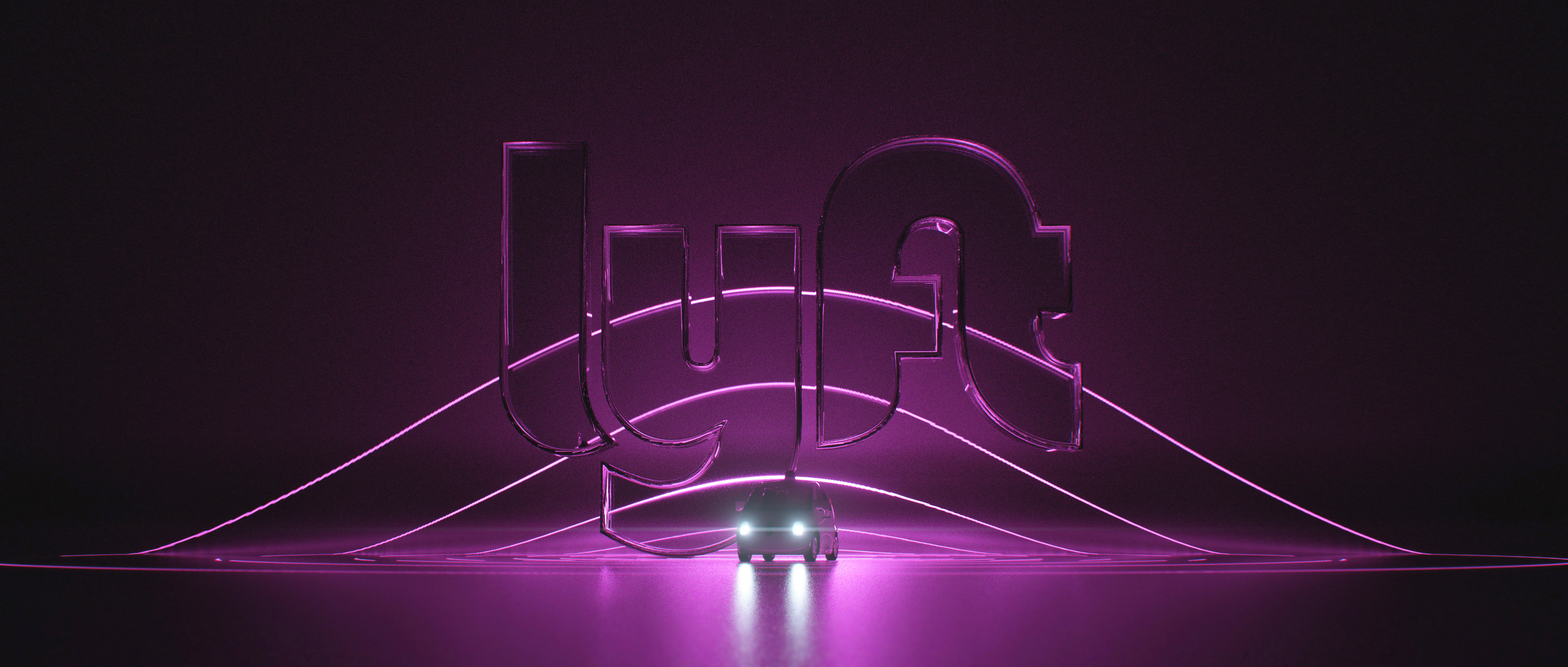 Michael Lo Concept // Motion Designer  LYFT: Autonomous Vehicles